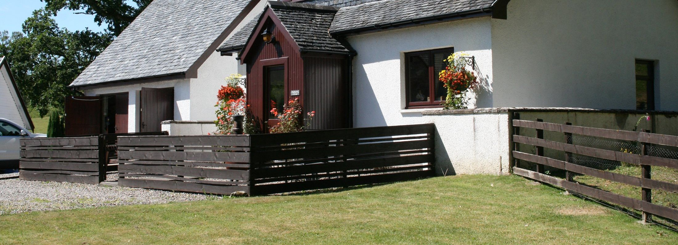 Highgarry Cottage self catering